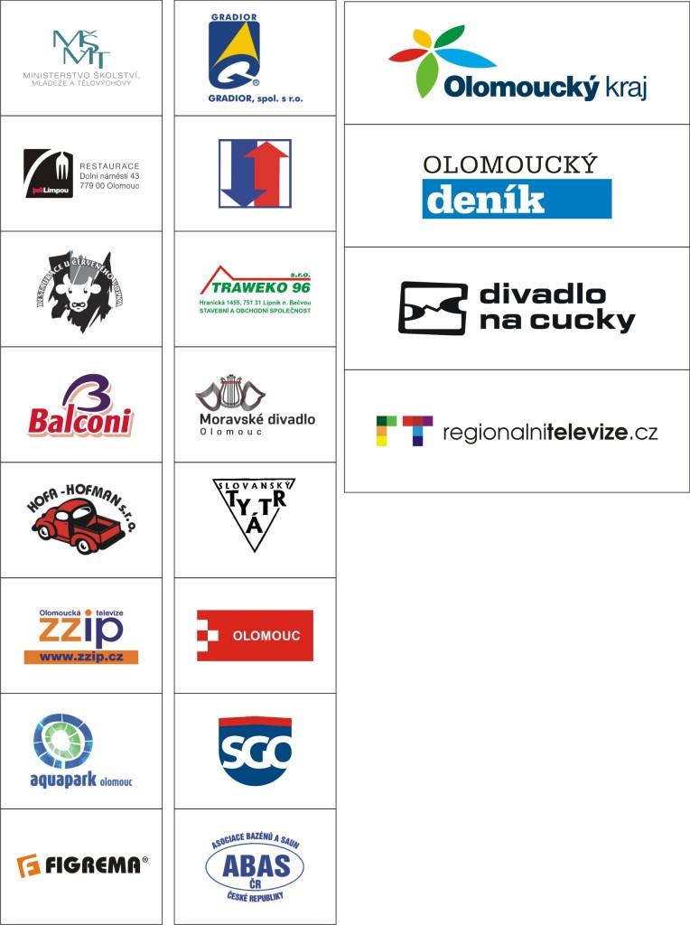 Partneři Regionálního kola Olomouc, Olomoucký kraj